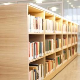 Kirjastokalusteet
